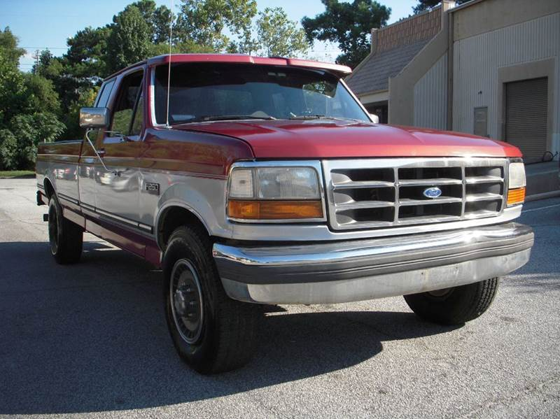 1993 Ford F-250 For Sale