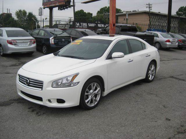 2012 nissan maxima for sale. Black Bedroom Furniture Sets. Home Design Ideas