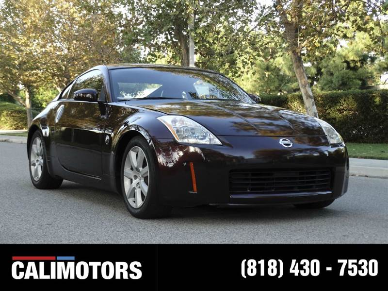 2003 nissan 350z for sale in norco ca. Black Bedroom Furniture Sets. Home Design Ideas
