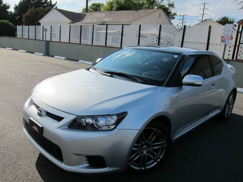 2011 scion tc for sale in tujunga ca. Black Bedroom Furniture Sets. Home Design Ideas