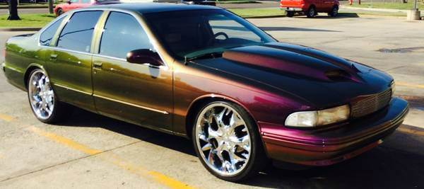 1995 Chevrolet Impala for sale - Carsforsale.com
