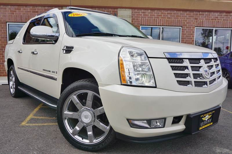 Cadillac escalade ext for sale for Luxury motors bridgeview il