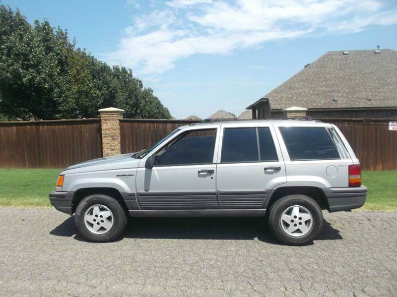 1995 jeep grand cherokee for sale in moore ok. Black Bedroom Furniture Sets. Home Design Ideas