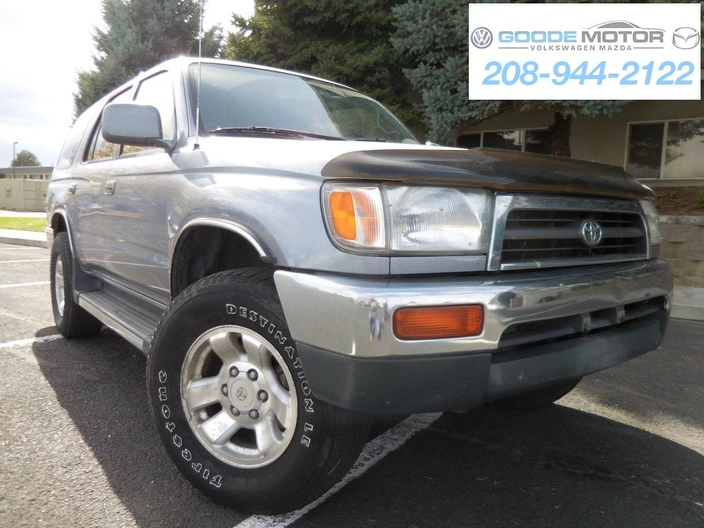 1997 Toyota 4runner For Sale In Twin Falls Id