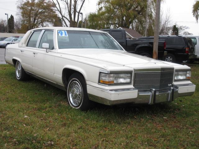 1991 cadillac brougham for sale in saint louis mi for Teeter motor co used car division malvern ar