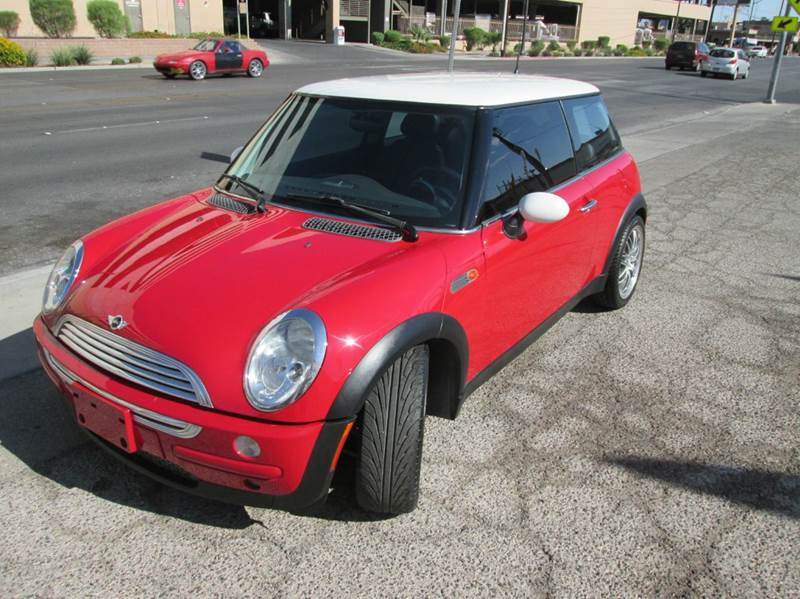 2002 mini cooper for sale in las vegas nv. Black Bedroom Furniture Sets. Home Design Ideas