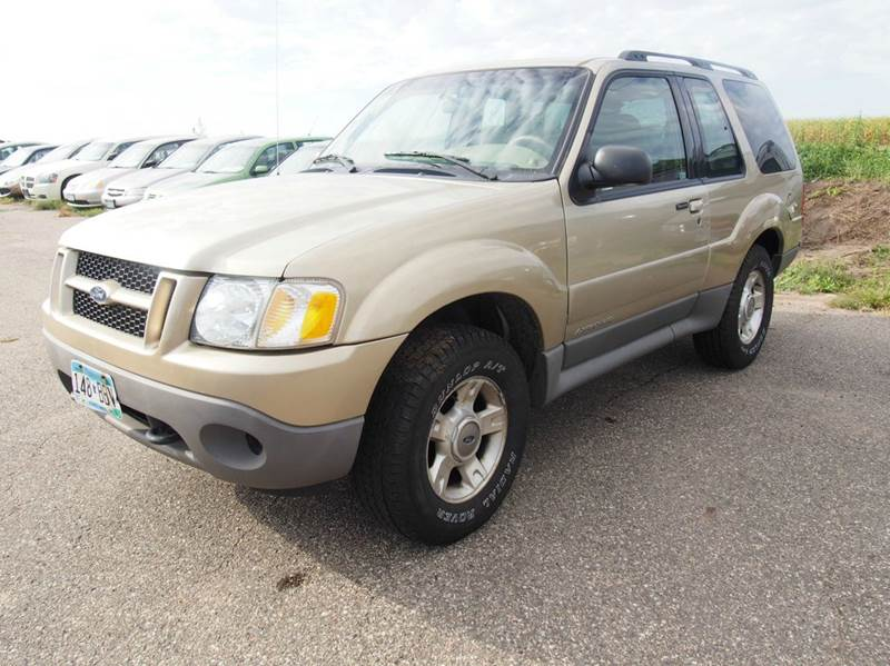 2001 Ford Explorer Sport For Sale In Shakopee Mn