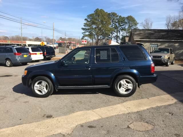 Used Cars Greenville Nc >> 2003 Infiniti QX4 for sale - Carsforsale.com