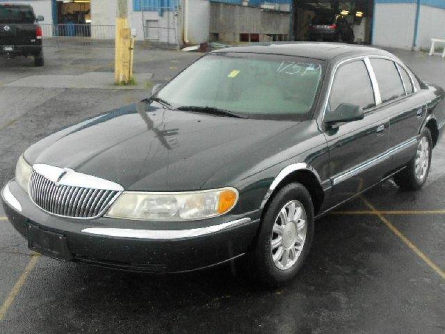 Delaware Auto Auction >> 2002 Lincoln Continental for sale - Carsforsale.com