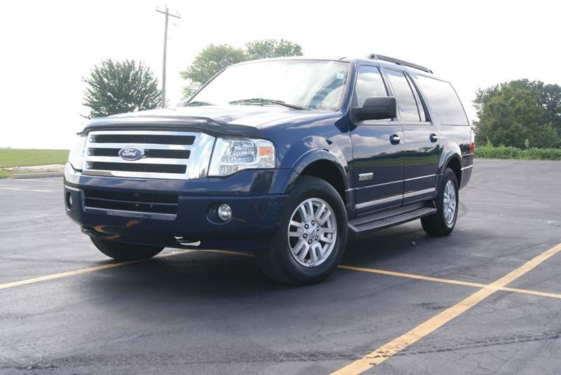 2008 Ford Expedition El For Sale In Winfield Mo