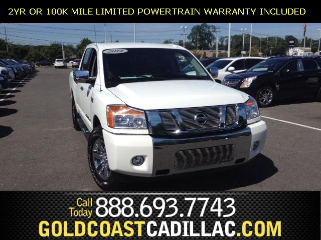 2014 nissan titan for sale in oakhurst nj. Black Bedroom Furniture Sets. Home Design Ideas