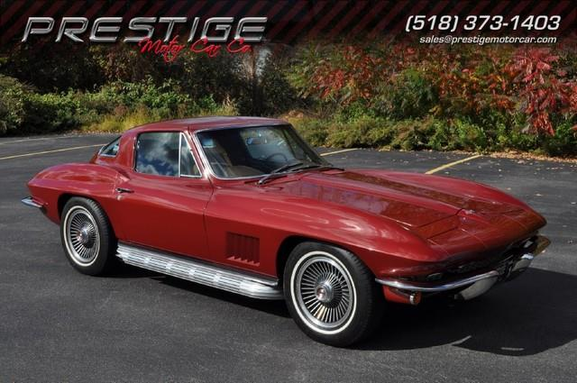 1967 chevrolet corvette for sale for Prestige motors clifton park