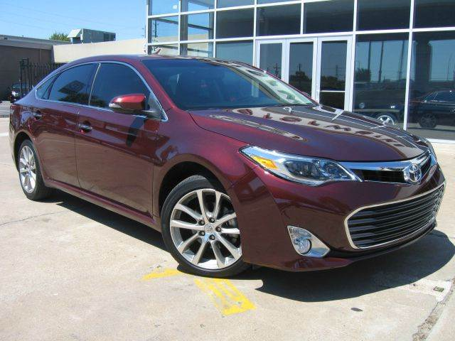 2014 toyota avalon for sale in houston tx. Black Bedroom Furniture Sets. Home Design Ideas