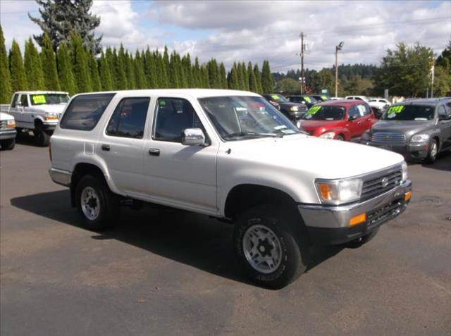 1992 toyota 4runner for sale. Black Bedroom Furniture Sets. Home Design Ideas