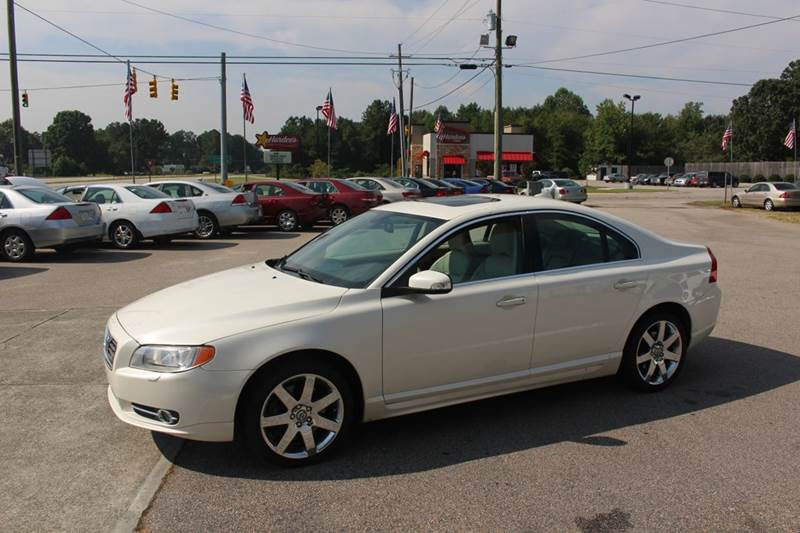 2007 volvo s80 for sale in franklinton nc. Black Bedroom Furniture Sets. Home Design Ideas
