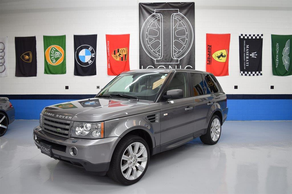 2009 land rover range rover sport for sale in concord nc. Black Bedroom Furniture Sets. Home Design Ideas