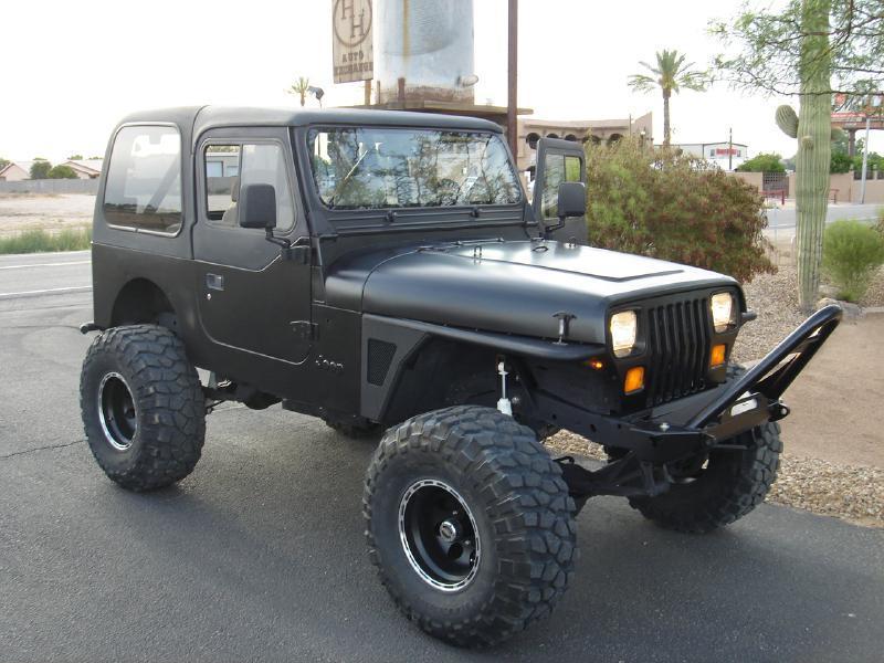 1990 jeep wrangler for sale in queen creek az. Black Bedroom Furniture Sets. Home Design Ideas