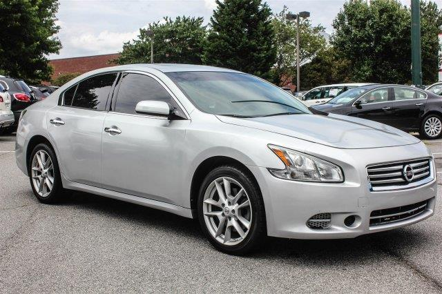 2012 nissan maxima for sale in atlanta ga. Black Bedroom Furniture Sets. Home Design Ideas