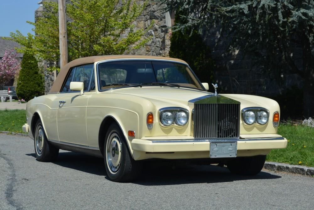 1991 rolls royce corniche used 1991 rolls royce corniche for sale. Black Bedroom Furniture Sets. Home Design Ideas