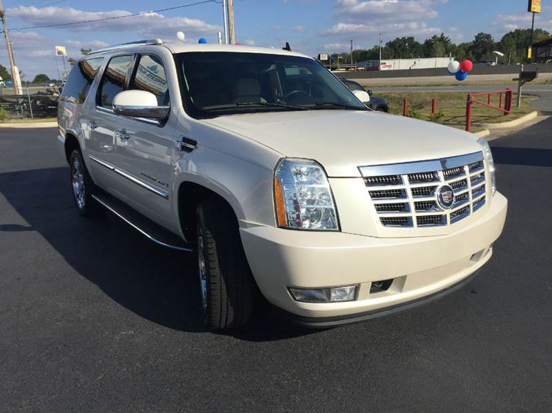 cadillac escalade esv for sale in lansdale pa. Black Bedroom Furniture Sets. Home Design Ideas