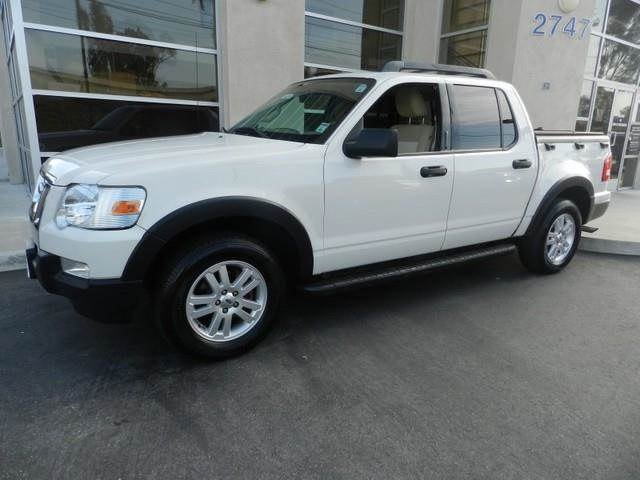 2010 ford explorer sport trac for sale in montebello ca. Cars Review. Best American Auto & Cars Review