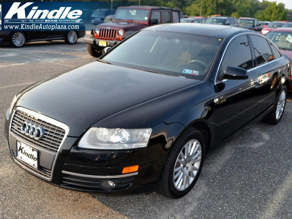 2006 audi a6 for sale in cape may court house nj. Black Bedroom Furniture Sets. Home Design Ideas