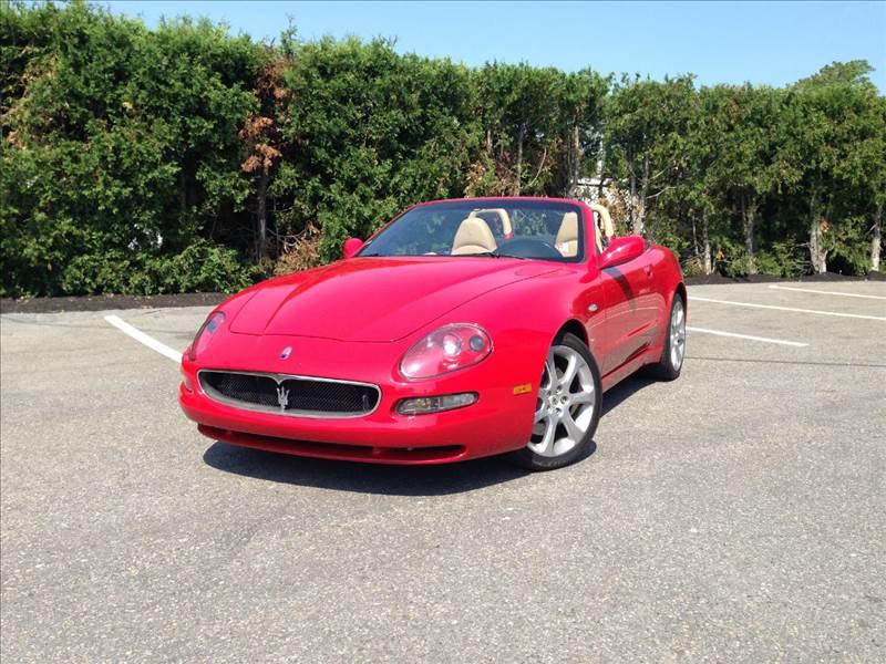 2002 Maserati Spyder for sale in Waltham, MA