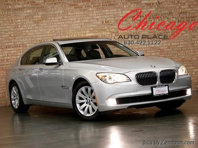 2009 bmw 7 series for sale in bensenville il. Black Bedroom Furniture Sets. Home Design Ideas
