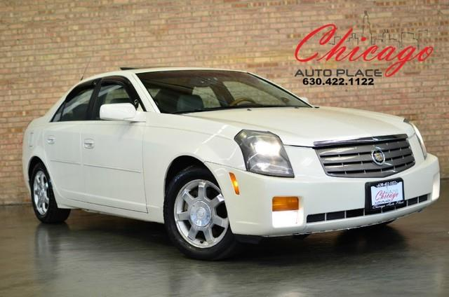 2003 cadillac cts for sale in bensenville il. Black Bedroom Furniture Sets. Home Design Ideas