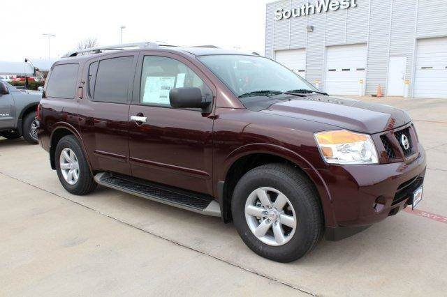 2014 nissan armada for sale in weatherford tx. Black Bedroom Furniture Sets. Home Design Ideas