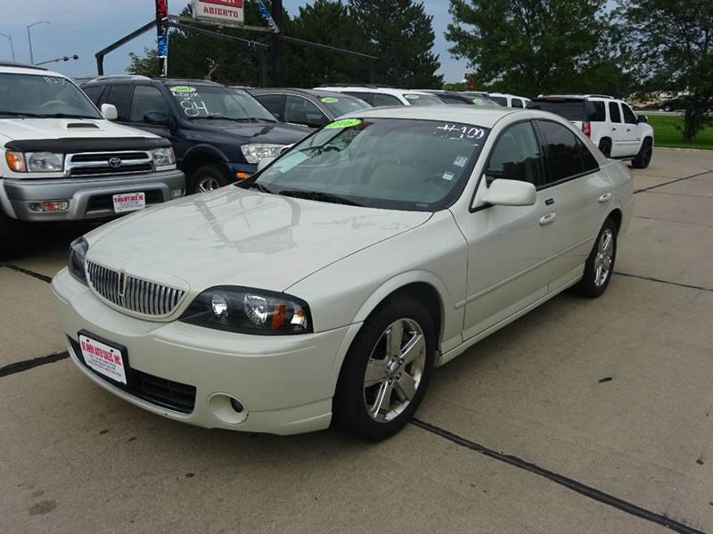 2006 lincoln ls for sale in south sioux city ne. Black Bedroom Furniture Sets. Home Design Ideas
