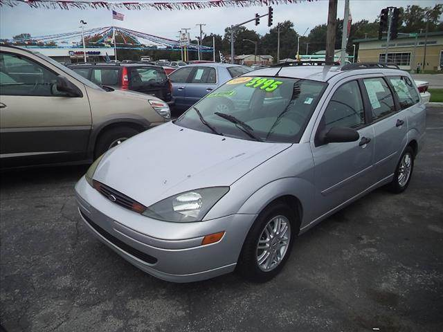 2004 ford focus for sale in hazel crest il. Black Bedroom Furniture Sets. Home Design Ideas