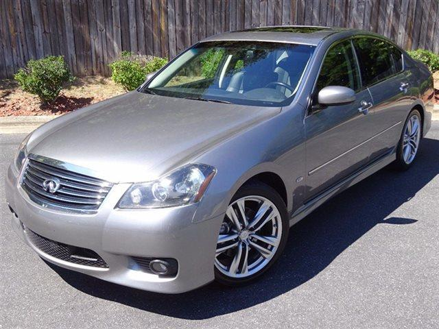 2008 infiniti m45 for sale in hickory nc. Black Bedroom Furniture Sets. Home Design Ideas
