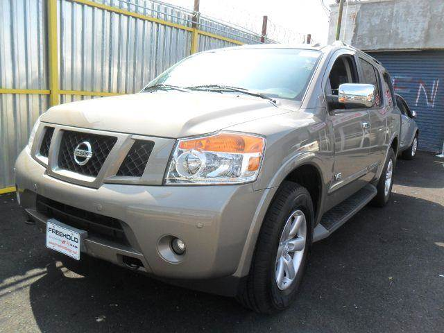 2008 nissan armada for sale in brooklyn ny. Black Bedroom Furniture Sets. Home Design Ideas