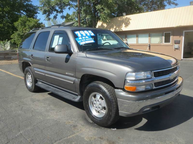 2001 chevrolet tahoe for sale in twin falls id. Black Bedroom Furniture Sets. Home Design Ideas