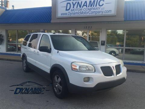 2005 pontiac montana sv6 for sale in crystal city mo for 6167 motors crystal city mo