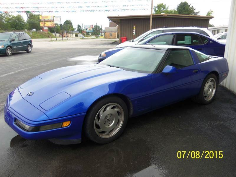 1995 chevrolet corvette for sale in london ky. Black Bedroom Furniture Sets. Home Design Ideas