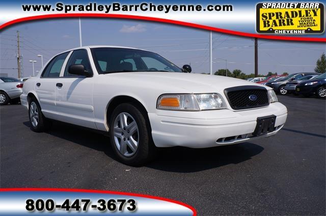 Spradley Barr Ford >> 2008 Ford Crown Victoria for sale in Cheyenne, WY