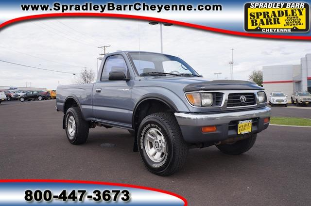 1997 Toyota Tacoma For Sale In Cheyenne Wy