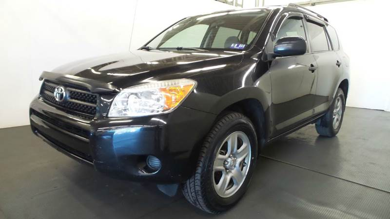 2008 Toyota Rav4 For Sale In Milford Oh
