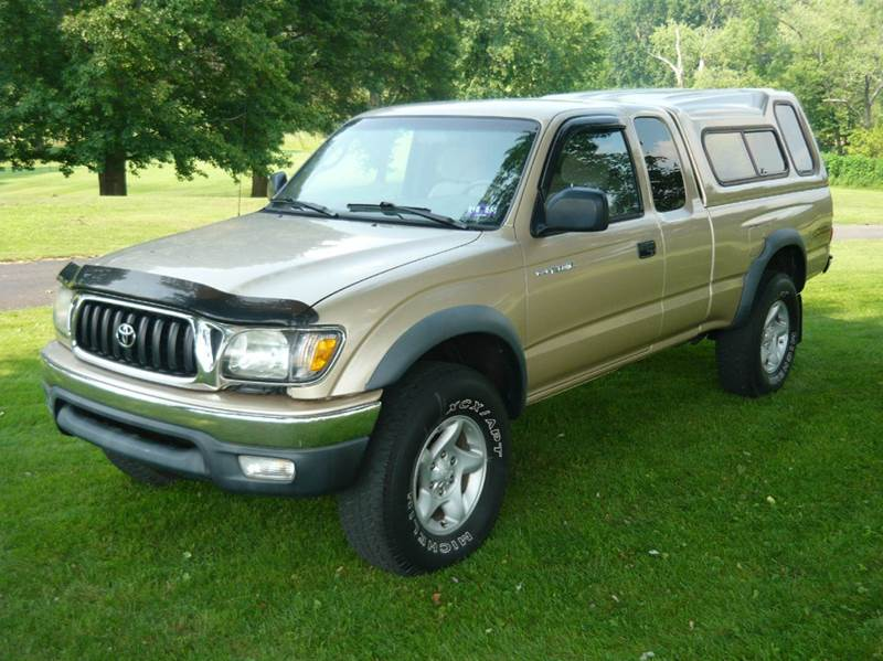 2001 toyota tacoma for sale in marietta oh. Black Bedroom Furniture Sets. Home Design Ideas