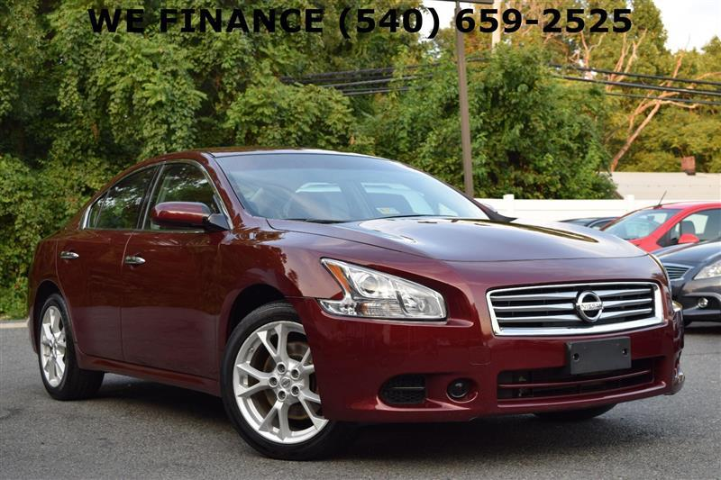 2012 nissan maxima for sale in stafford va. Black Bedroom Furniture Sets. Home Design Ideas