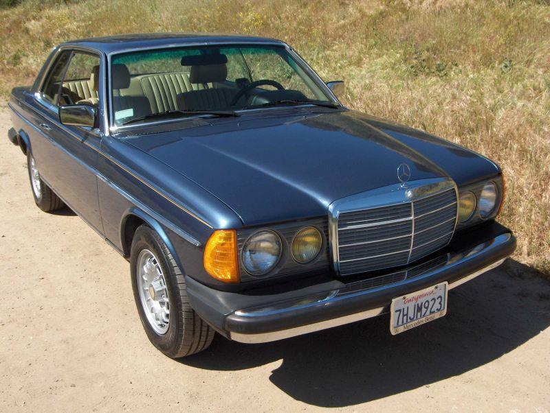 Mercedes benz 280 class for sale in california for Mercedes benz laguna beach