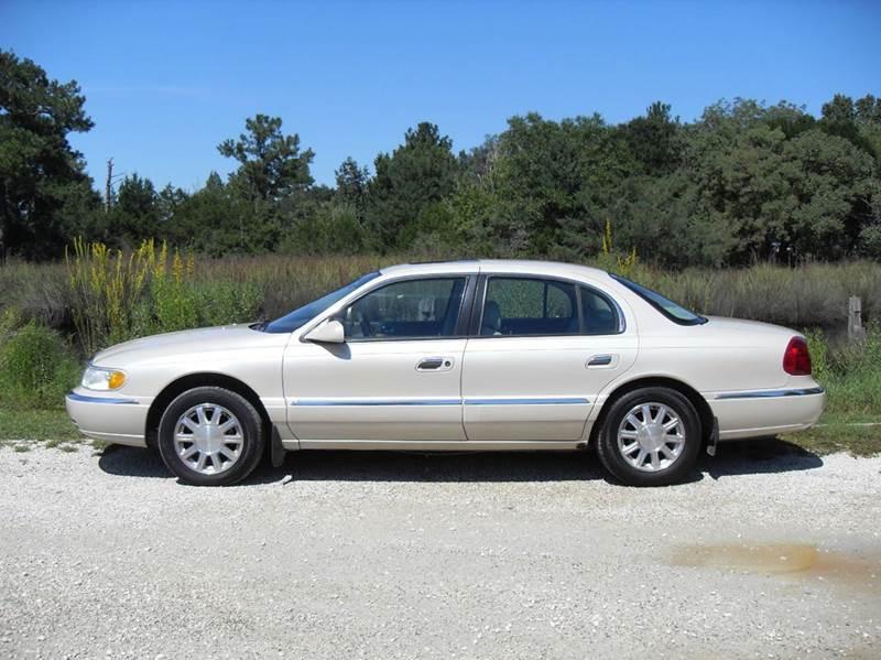 2002 Lincoln Continental for sale - Carsforsale.com