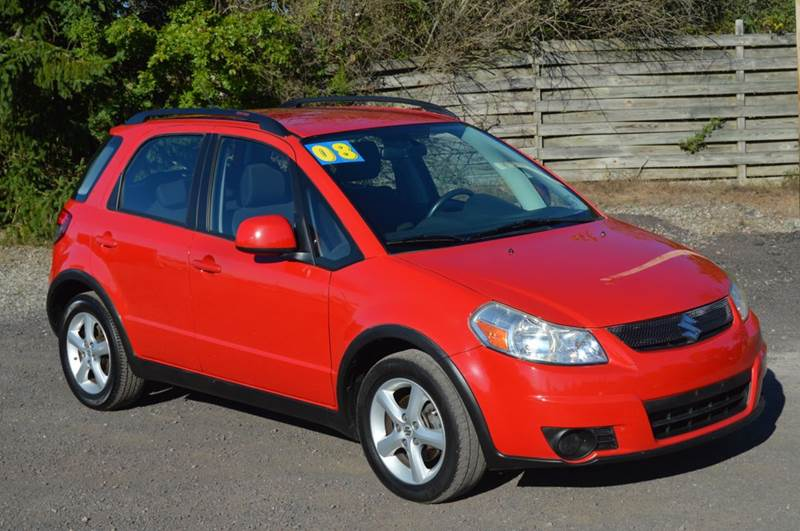 2008 suzuki sx4 crossover for sale in quakertown pa. Black Bedroom Furniture Sets. Home Design Ideas