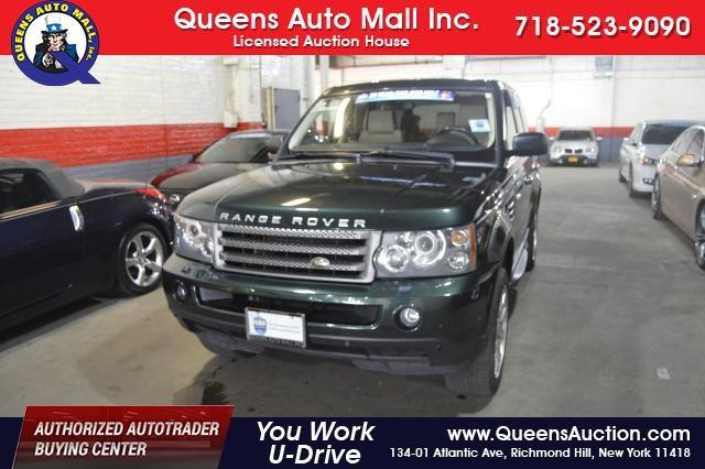 2009 land rover range rover sport for sale in richmond hill ny. Black Bedroom Furniture Sets. Home Design Ideas