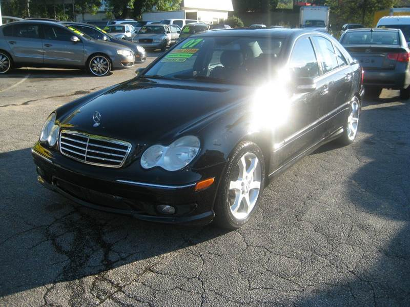 2007 mercedes benz c class for sale in springfield mo for 2007 mercedes benz c class c230 sport for sale