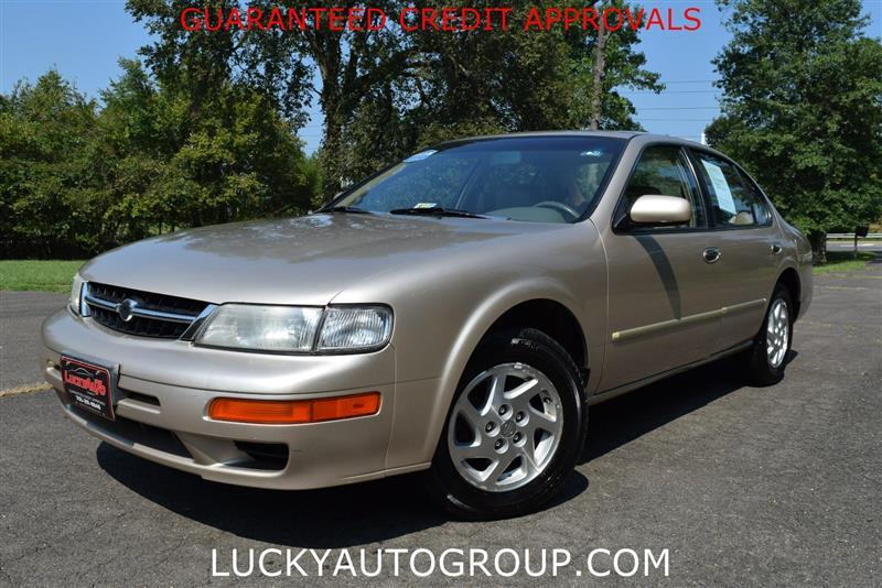 1997 nissan maxima for sale in manassas va. Black Bedroom Furniture Sets. Home Design Ideas