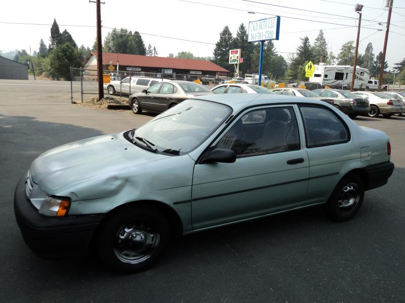 toyota tercel for sale. Black Bedroom Furniture Sets. Home Design Ideas