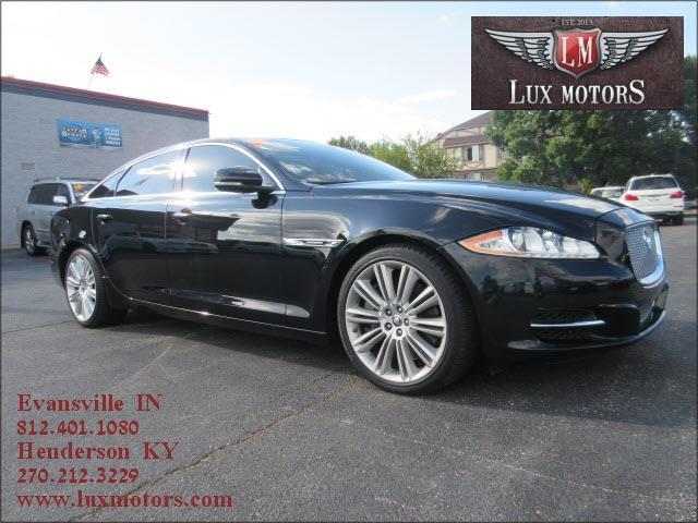 Jaguar xjl for sale in south carolina for Lux motors evansville in